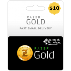 $10 Razer Gold Global PIN