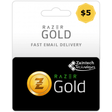 $5 Razer Gold Global PIN