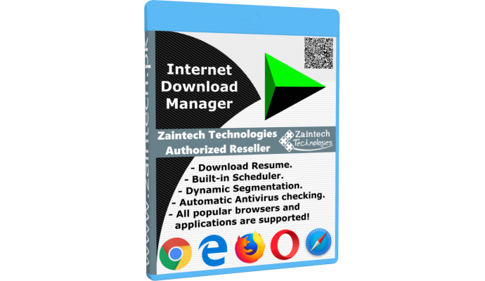 Internet Download Manager - 1 Year License